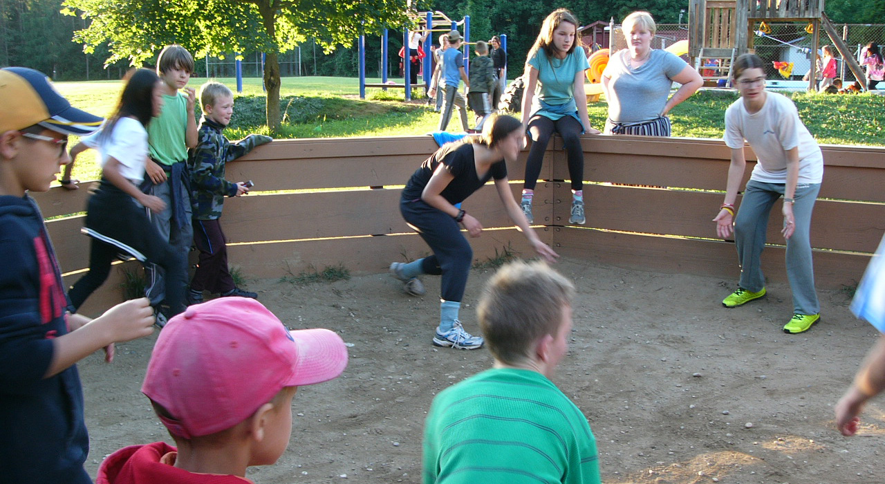 Camp Cheith Junior Leadership