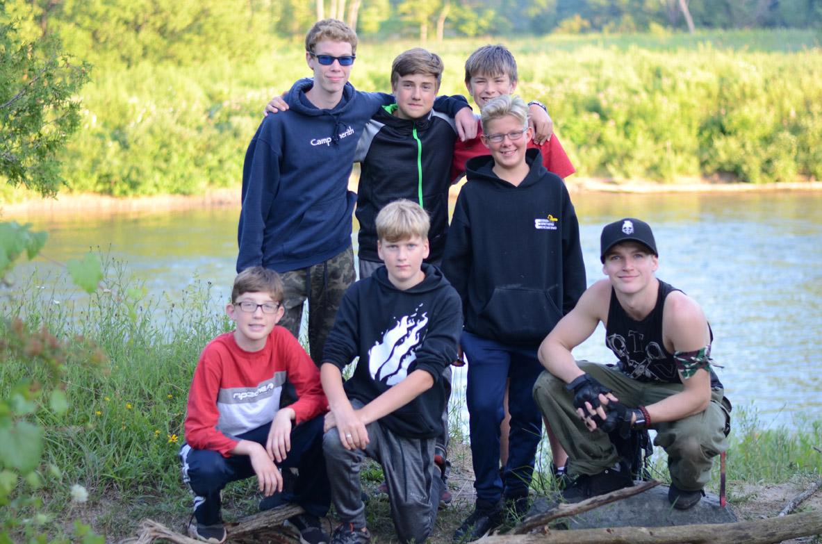 Camp Cherith Junior Leadership