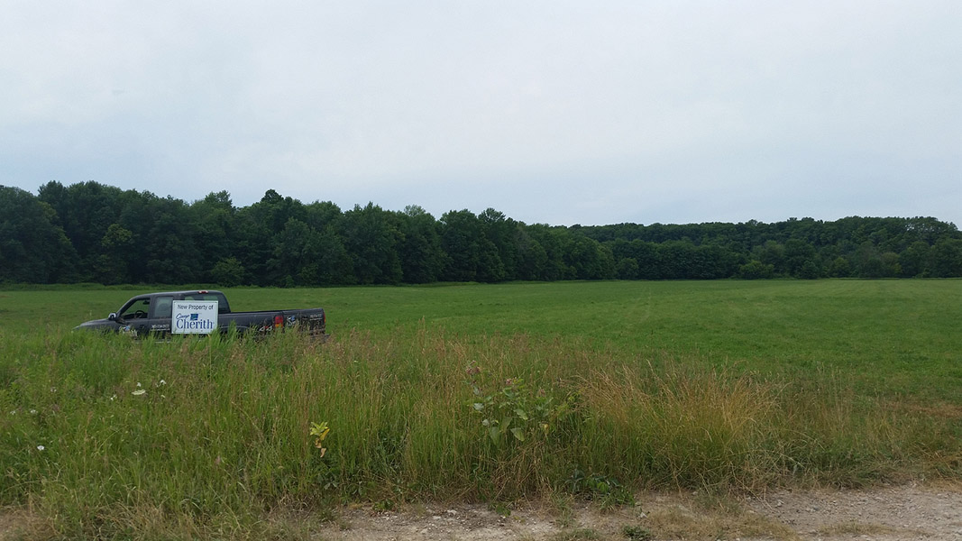 Camp Cherith land purchase