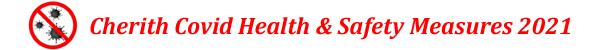 Cherith Covid Safety 2021